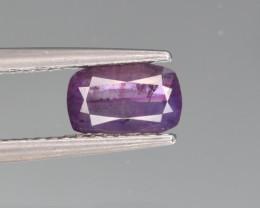 Natural Sapphire 0.95 Cts from Kashmir, Pakistan