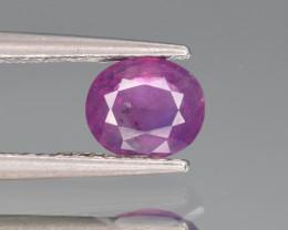 Natural Sapphire 1.12 Cts from Kashmir, Pakistan