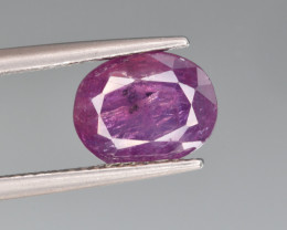 Natural Sapphire 3.01 Cts from Kashmir, Pakistan