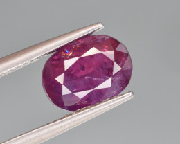 Natural Sapphire 3.43 Cts from Kashmir, Pakistan