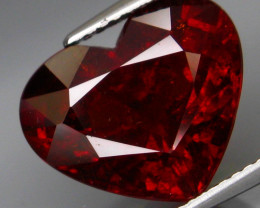6.49 ct. Natural Earth Mined Spessartite Garnet Africa - IGE Certified