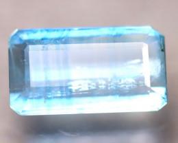 Aquamarine 3.44Ct Natural Light Blue Aquamarine D2307/B42