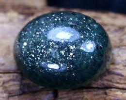 Sunstone 12.29Ct Natural Untreated Black Sunstone B1709