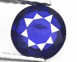 Blue Sapphire 0.67 Cts Amazing Rare Natural Fancy Loose Gemstone