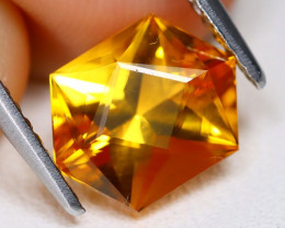 Mandera Citrine 1.90Ct VS Master Cut Natural Orange Citrine AB1776
