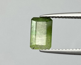 Natural Bicolor Tourmaline 2.10 Cts Good Quality Gemstone