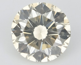 0.27 cts , Natural Light Colored Diamond , Diamond For Jewelry