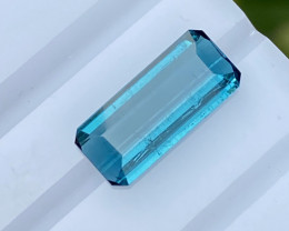 Natural Blue Tourmaline 3.20 Cts Good Quality Gemstone