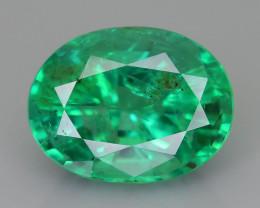 Top Grade 2.73  ct Emerald SKU-35