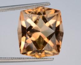 Champange Color 8.65 Ct Natural Precious Topaz - Skardu Mine ~ Fancy Cut!GA