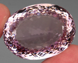 Rare Museum Size  152.10 ct  Natural Earth Mined Unheated Top Pink Amethyst