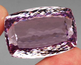 Rare Museum Size  122.60  ct  Natural Earth Mined Unheated Top Pink Amethys