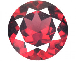Rhodolite Garnet 1.69 Cts Unheated Natural Cherry Pinkish Red