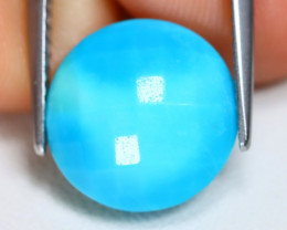 Turquoise 6.49Ct Natural Blue Color Sleeping Beauty Turquoise AB1904