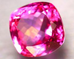 Pink Topaz 8.45Ct Natural IF Pink Topaz D2509/A35