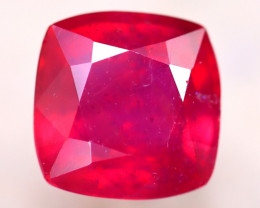 Ruby 4.53Ct Madagascar Blood Red Ruby D2516/A20