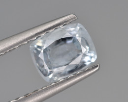 Natural Sapphire 0.78 Cts, Top Luster from Sri Lanka