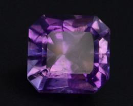 5.30 CT Natural Gorgeous Color Fancy Cut Amethyst A.Q