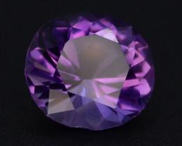 4.80 CT Natural Gorgeous Color Fancy Cut Amethyst A.Q