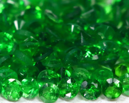 Tsavorite 1.45Ct Calibrate 1.30mm Natural Green Tsavorite Garnet AB2022