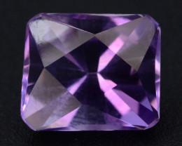 2.45 CT Natural Gorgeous Color Fancy Cut Amethyst A.Q