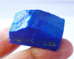 134.10 CTs Natural - Unheated Blue Lapis Lazuli Rough