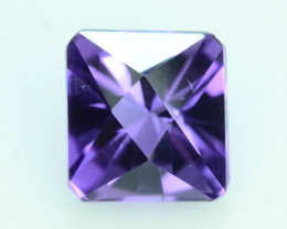 AAA Color 3.25 ct Untreated Amethyst ~ AS