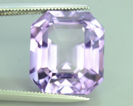 AAA Color 10.70 ct Untreated Amethyst ~ AS