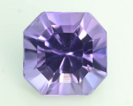 AAA Color 4.25 ct Untreated Amethyst ~ AS