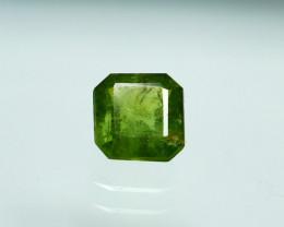 1.15 CT Natural - Unheated Green Garnet Gemstone