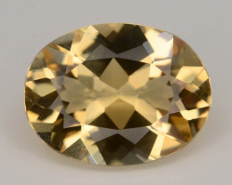 1.50 Ct Natural Heliodor AAA Grade Yellow Color t
