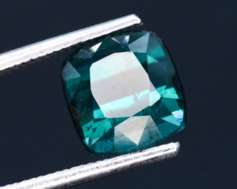 Indigo Blue 2.45 Ct Natural Afghan Tourmaline ! G !