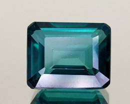 5.47Crt Green Topaz Coated  Natural Gemstones JI26