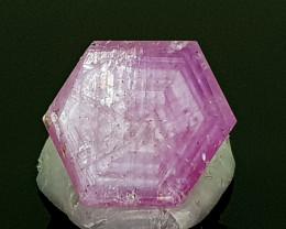 4.56Crt Trapiche Ruby Unheated Natural Gemstones JI26