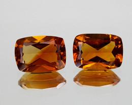 2.15Crt Madeira Citrine Natural Gemstones JI26