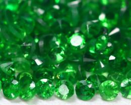 Tsavorite 1.73Ct Calibrate 1.20mm Natural Green Tsavorite Garnet AB2104