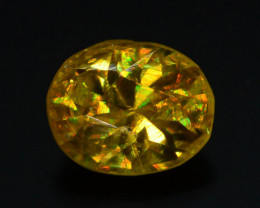 Unbelievable Fire 0.65 Ct AAA Brilliance Sphene