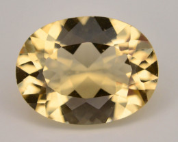 1.40 Ct Natural Heliodor AAA Grade Yellow Color t