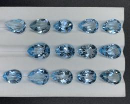 56.13 CT Topaz Gemstones parcel