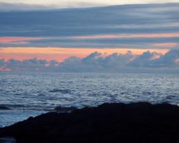 Sunset,   Kailua Kona,   Hawaii.