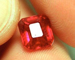 3.58 Carat VS Fiery Pigeon Blood Ruby - Beautiful Gem