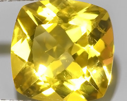 3.55~CTS GENUINE NATURAL ULTRA RARE COLLECTION ~GOLDEN YELLOW BERYL!!
