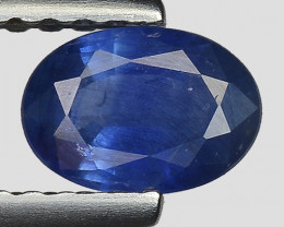 0.81 CT BLUE SAPPHIRE TOP LUSTER GEMSTONE BS5