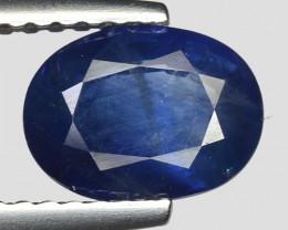 1.69 CT BLUE SAPPHIRE TOP LUSTER GEMSTONE BS6