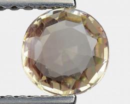 0.52 CT SUNSTONE OREGON RARE QUALITY GEMSTONE SN46