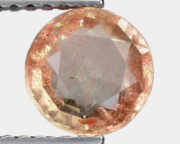 0.97 CT SUNSTONE OREGON RARE QUALITY GEMSTONE SN59