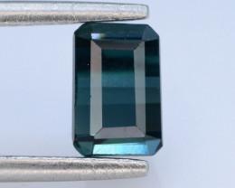 1.10 Ct Natural Blue indicolite Tourmaline