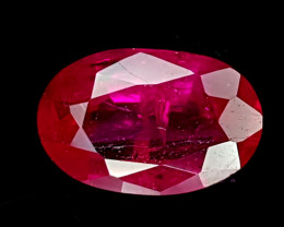 0.98CT NATURAL RUBY HEAT ONLY IGCMR17