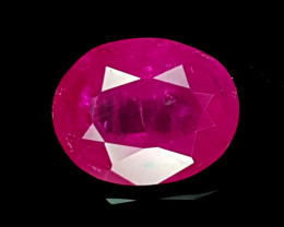 0.93CT NATURAL RUBY HEAT ONLY IGCMR22
