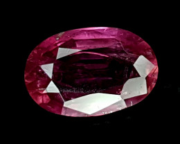 0.85CT NATURAL RUBY HEAT ONLY IGCMR42